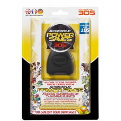 ACTION REPLAY POWER SAVES 3DS SIFIR AMBALAJINDA