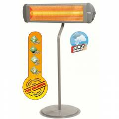 Kumtel EXP18 Ecoray 1800W Mobil Infrared Is�t�c�