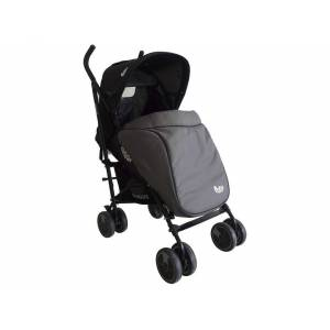 Babyhope BH-3010SG Genius Baston Travel Siyah/Gr