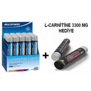 MULTIPOWER L-Carnitine Liquid Forte 1800 Mg 20Ad