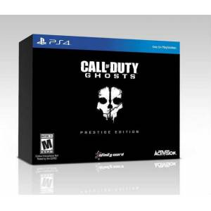 PS4 CALL OF DUTY GHOSTS PRESTIGE EDITION PS4