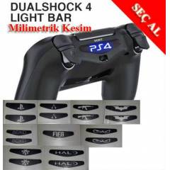 Dualshock 4 Light Bar Decal PS4 FiFA - PES STYLE