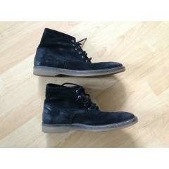 All Saints Style Suede Desert Boots-42-
