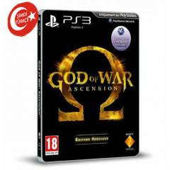 God of War Ascension Speciale Edition �cretsiz k