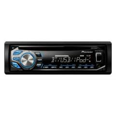 Pioneer DEH- 4650 BT Bluetooth USB Oto MP3 Teyp