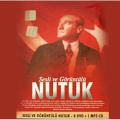 Nutuk 8 DVD+1 MP3 Nutuk MP3-39,90TL