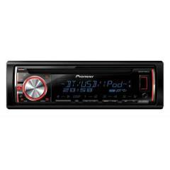 Pioneer DEH-X 6650 BT Bluetooth USB Oto MP3 Teyp