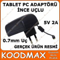 TABLET PC �ARJ ALET� TABLET ADAPT�R 5V 2A