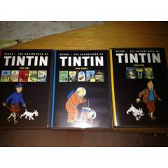 The Adventures of Tintin HERGE the complete coll
