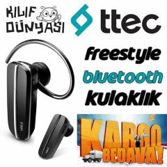 HTC HD2 Ttec Freestyle Bluetooth Kulakl�k