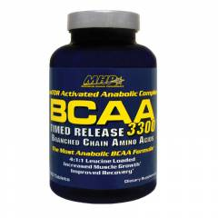 MHP BCAA 3300 120 tablet
