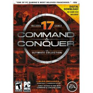 PC COMMAND & CONQUER ULTIMATE COL CD KEY