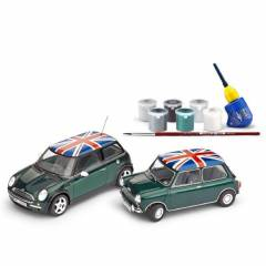 Revell 1:24 Hediye Maket Seti G.Set Mini Cooper