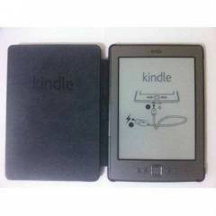 Amazon Kindle 4 Orjinal Deri Logolu K�l�f