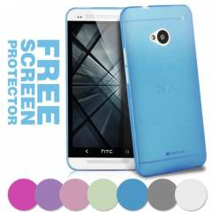 HTC One K�l�f Slimness Thin +Jelatin