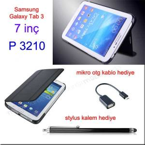 Samsung Galaxy Tab 3 K�l�f T210 Book Cover 7''