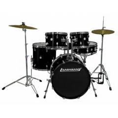 LUDWIG ACCENT LC1701 BATER� - S�YAH  **YEN�**