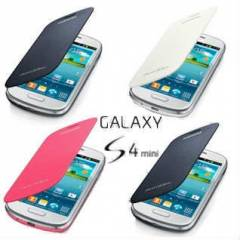Galaxy S4 Mini i9190 Flip Cover K�l�f +3Film