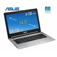 ASUS S46CB-WX019H  i3-3217 4G 500G W8 2G GT74014