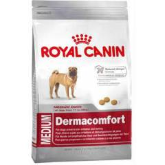 RoyalCanin Medium Dermacomfort K�pek Mamas� 10Kg