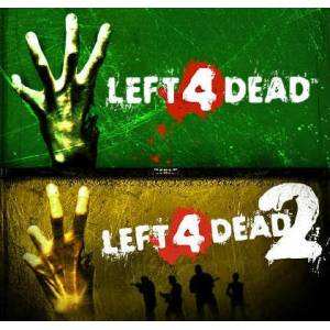 LEFT 4 DEAD 1 + LEFT 4 DEAD 2 Pack STEAM T�RK�E