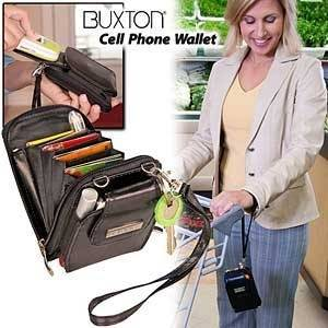 Buxton Cell Phone Wallet  Ask�l� C�zdan