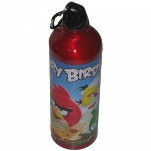 Angry Birds Al�minyum Klips Ask�l� 750 Ml Matara