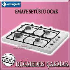 Emin�elik Klasik 31121  Do�algaz set �st� ocak