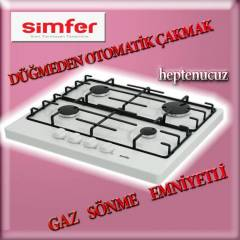 S�MFER 3014-D DO�ALGAZLI set �st�  OCAK