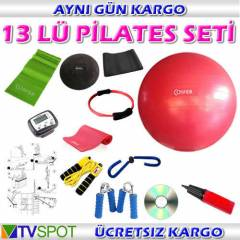 COSFER 13 L� P�LATES SET� - BANT TW�STER M�NDER
