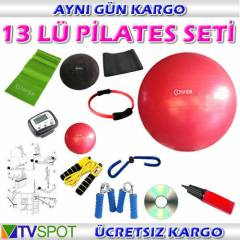 COSFER 13 L� P�LATES SET� - BANT TW�STER M�N�TOP
