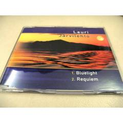 CD Lauri Jarvilehto Bluelight / Requiem