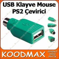 PS2 to Usb PS2 Giri�ini USB ye �evirir