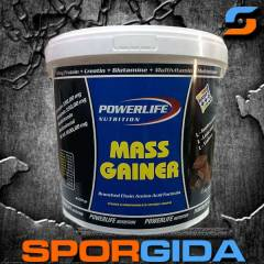 PowerLife Mass Gainer 4590 GR �ikolata