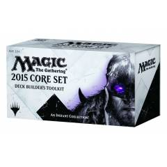 Magic The Gathering 2015 Core Deck Builders Tool