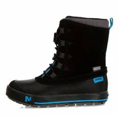 Merrell J95503 Waterproof �ocuk Botu BLACK