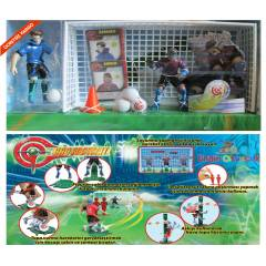 GGO Football 2'Li Fig�r Kale Seti