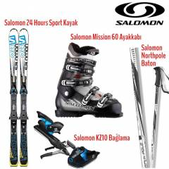 Salomon 24 Hours Sport Kayak Tak�m�