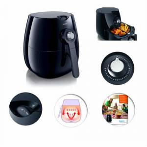 Philips HD9220 Viva Collection Airfryer Frit�z