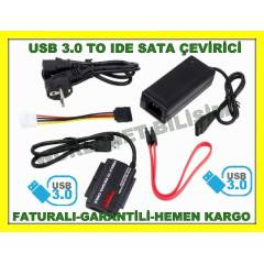 USB 3.0 TO �DE SATA HDD DVD CD �EV�R�C� D�N��T�R