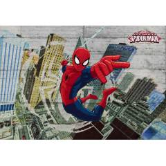 8-467 Spiderman Concrete Komar Posteri