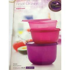 TUPPERWARE MUC�ZE �EKER 2LT-1,5LT VE 1LT