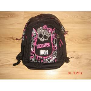 ORJ.L�SANSLI MONSTER HIGH  OKUL �ANTASI !!!!!!!