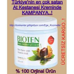 B�OTEN AT KESTANES� KREM� - 500 ML