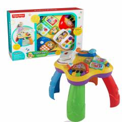 Fisher Price E�itici K�pek�i�in Aktivite Masas�