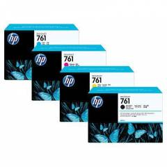 HP NO 761 KIRMIZI 400ML 3L� PAKET CR271A