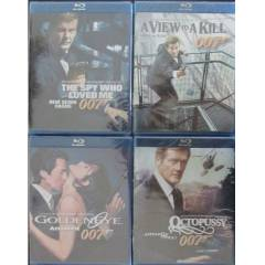 JAMES BOND AVANTAJ SET� 4-(BLU-RAY) AMBALAJINDA