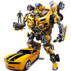 TRANSFORMERS BUMBLEBEE MODEL� ROBOT ARABA