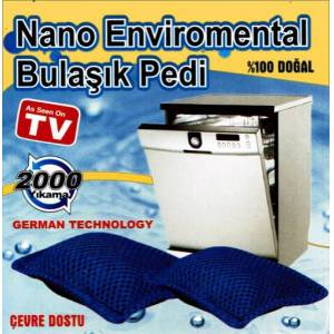 Nano Environmental Bula��k Pedi