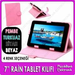 7in� TABLET KILIFI HER MODELE UYGUN 1.KAL�TE